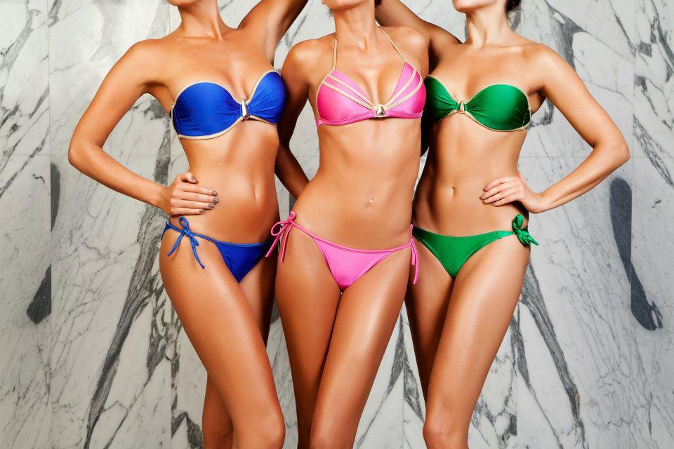 Η νέα κολεξιόν μαγιό Med για το καλοκαίρι 2013