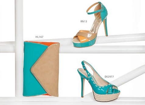 Παπούτσια MIGATO καλοκαιρι 2013